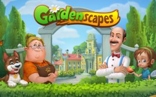 Playrix анонсировала новую три-в-ряд — Gardenscapes | App2Top