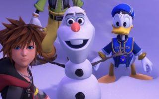 Смотрим первые 15 минут Kingdom Hearts 3 (видео)