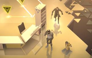 Релиз дня: Deus Ex GO (ОБНОВЛЕНА) | App2Top