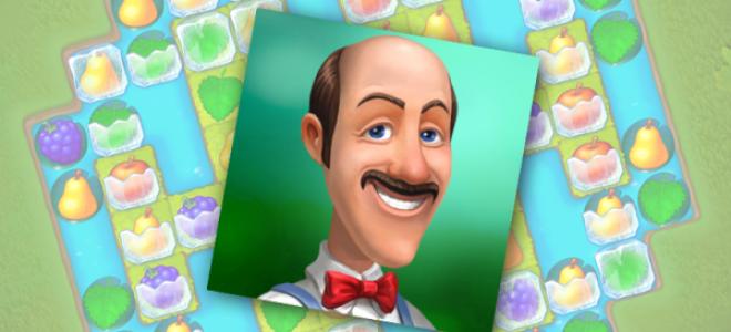 Три-в-ряд от Playrix за день собрала более 1 млн загрузок и попала в Топ 150 кассовых iOS-игр в США | App2Top